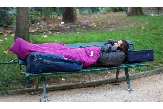 Les plus exposés au froid et à ses conséquences : les sans-abri.