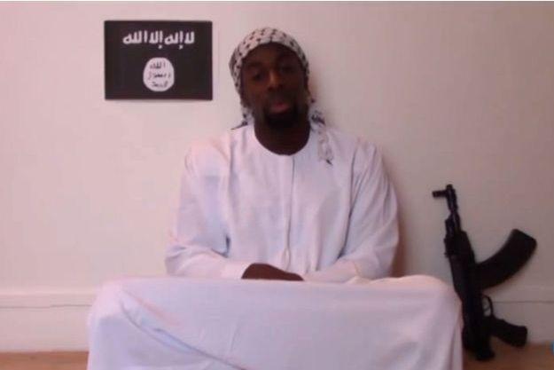 Amédy Coulibaly, le tueur de l'Hyper Cacher.