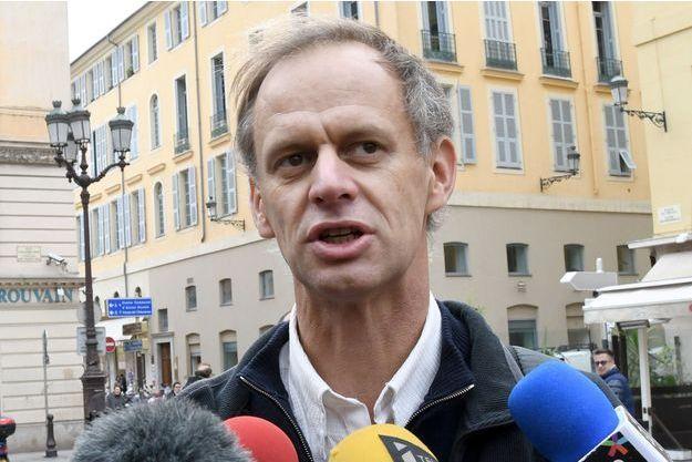 Pierre-Alain Mannonin, le 23 novembre 2016, à Nice.