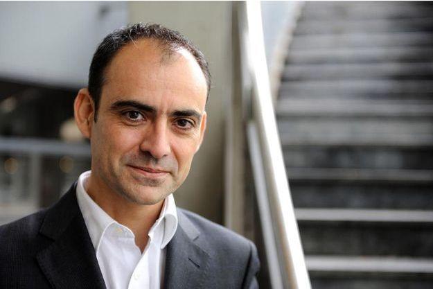 Hervé Fernandez, directeur de l'Agence nationale de lutte contre l'illettrisme (ANLCI).