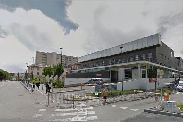 Le CHU de Rennes.