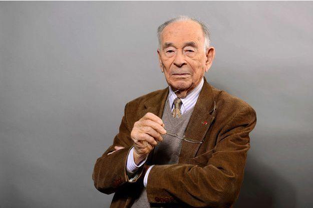 Jean-Louis Crémieux-Brilhac s'est éteint à l'âge de 98 ans.
