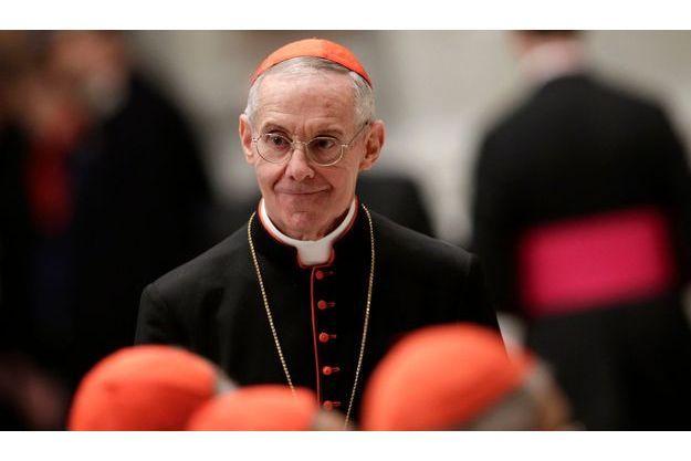Jean-Louis Tauran au Vatican, le 6 mars.