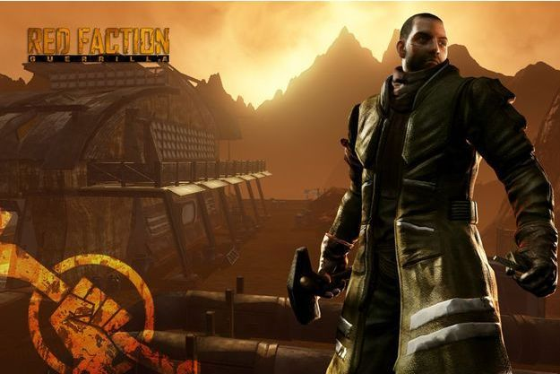 "Le ""working class hero"" de Red Faction Guerrilla"