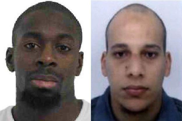 """Amedy Coulibaly et Chérif Kouachi se seraient vus la veille de l'attentat à """"Charlie Hebdo""""."""