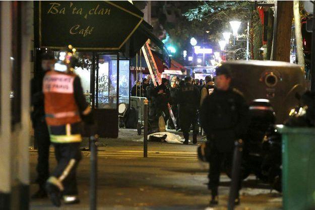 Au moins 89 personnes ont été tuées au Bataclan