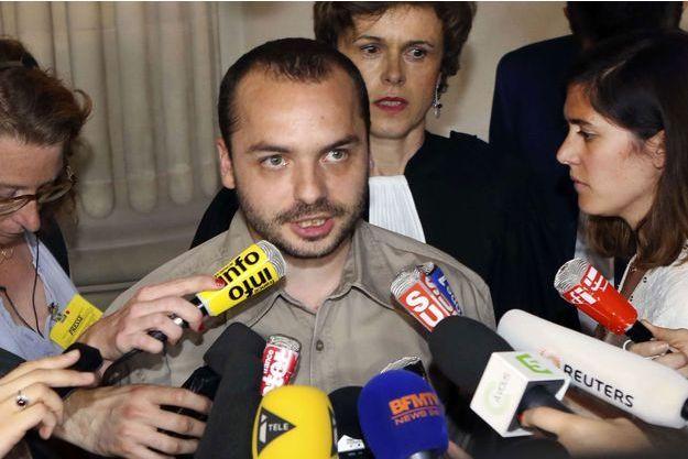 François Lambert, le neveu de Vincent, souhaite que le CHU prenne ses responsabilités et applique l'arrêt de la CEDH.