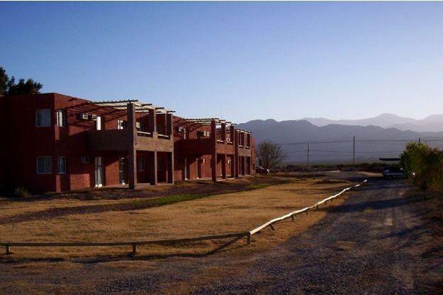 """L'hôtel 5 étoiles """"Pircas Negras"""" en Argentine."""