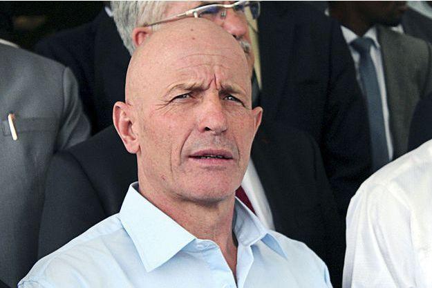 Thierry Frezier a été libéré le 6 mai.
