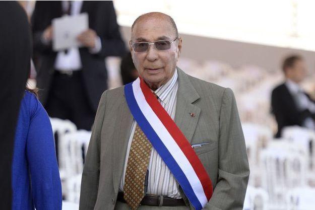 Serge Dassault en 2013