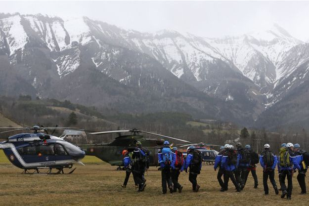 L'A320 de la compagnie GermanWings s'est écrasé dans les Alpes françaises, près de Digne.