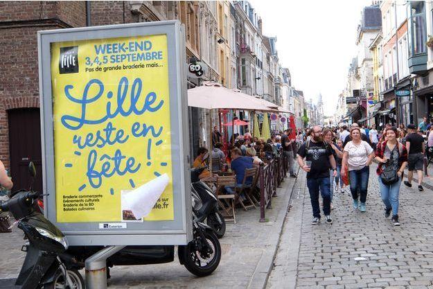 A Lille, le 3 septembre 2016.