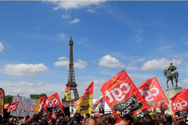 La CGT participera à la mobilisation du 26 mai aux côtés de la France insoumise.