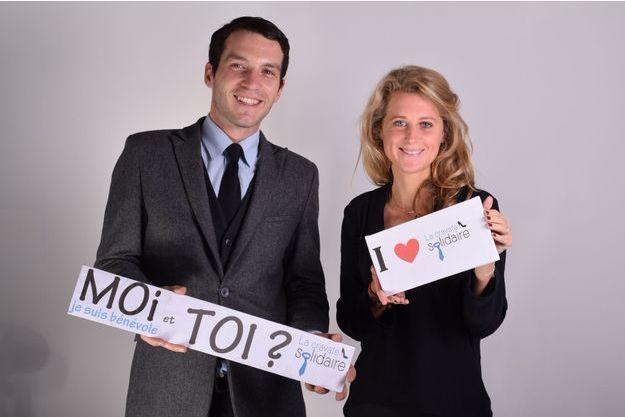 L'association la Cravate Solidaire compte cinq cent bénévoles dans toute la France