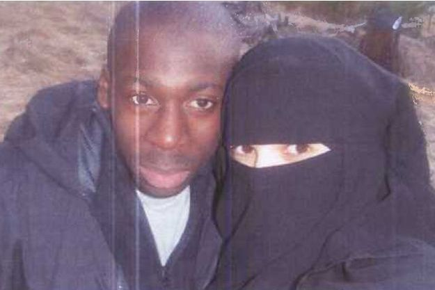 Amedy Coulibaly et Hayat Boumeddiene