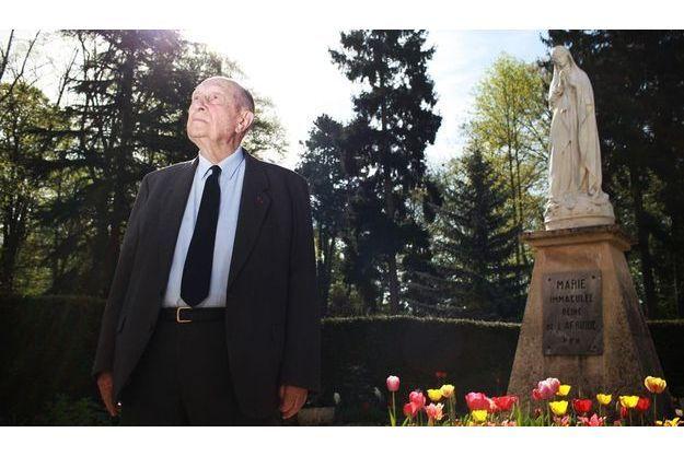 A 89 ans, le neveu du Général qui a pris sa retraite dans le Val-d'Oise, parmi les siens, la Société des pères blancs missionnaires d'Afrique.