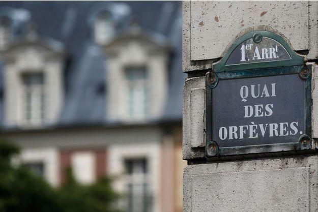 Une perquisition a été menée dans les locaux du 36 quai des Orfèvres jeudi.