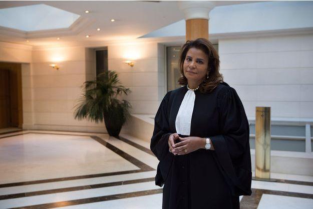 Samia Maktouf, l'avocate d'une des victimes de Mohammed Merah.