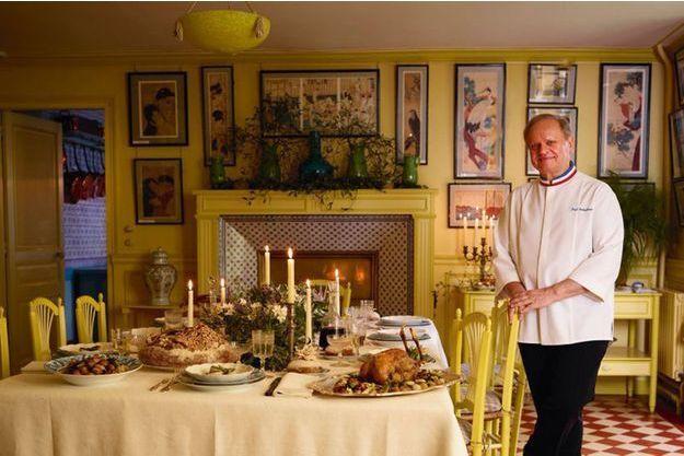 Est Chef Robuchon Mort Le Grand Joël VpqUMSz