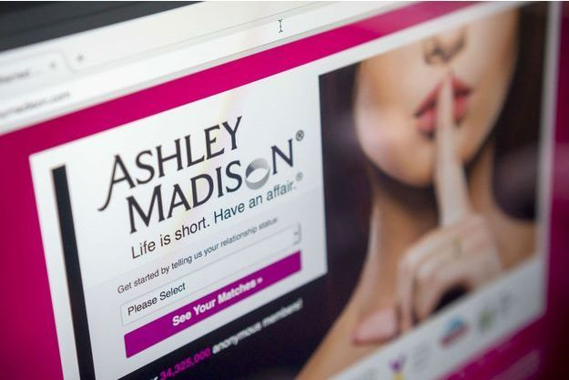 Le site Ashley Madison est basé au Canada.