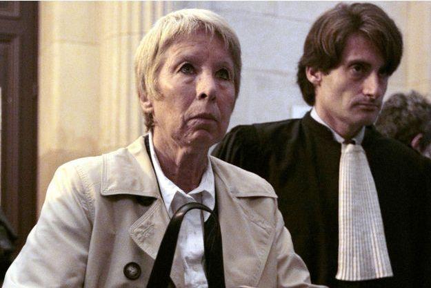 Elisabeth Mugnier, l'ancienne pédiatre jugée dans l'affaire des hormones de croissance (image prise en 2010).