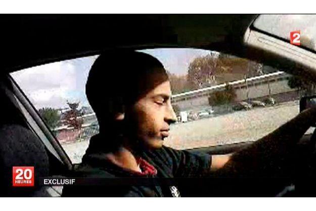 Mohamed Merah, à 21 ans.