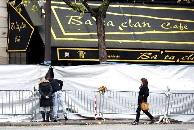 Les terroristes avaient le plan de la salle du Bataclan, à Paris.
