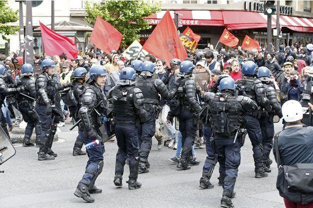 La manifestation du 14 juin dernier