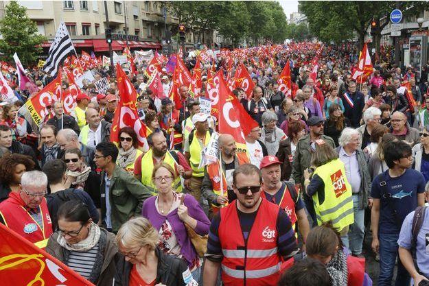 """La préfecture de Paris a demandé aux syndicats d'organiser un """"rassemblement statique"""" à la place d'un défilé."""