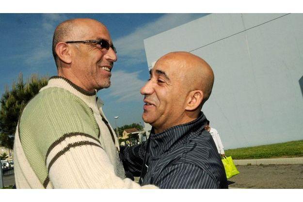 Abdelkader Azzimani et Abderrahim el-Jabri sont désormais libres.