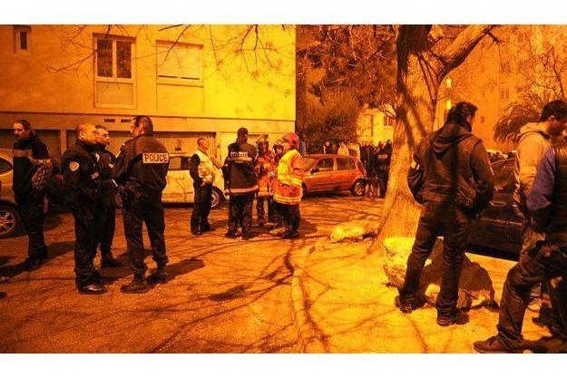 Une nouvelle fusillade a éclaté dans une cité marseillaise