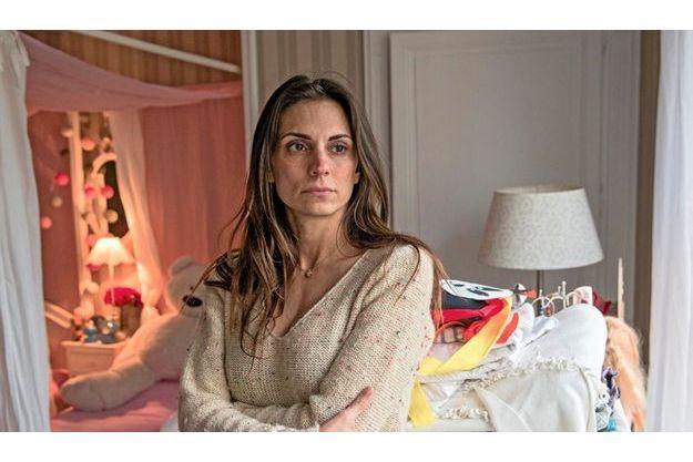 Maude dans la chambre de ses filles, à Paris : « Ici je respire mes enfants. »