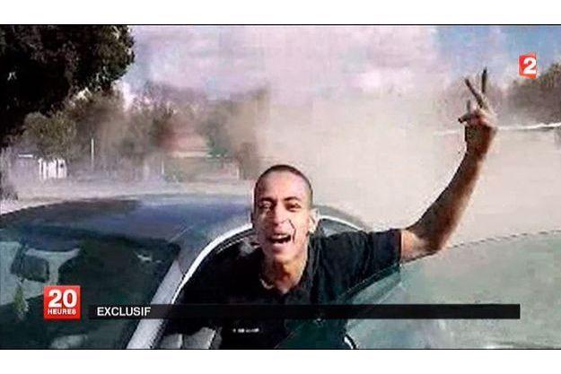 Mohamed Merah dans un reportage de France 2.
