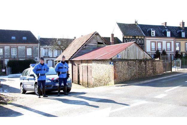 La petite Clara a grandi dans ce village de l'Orne.