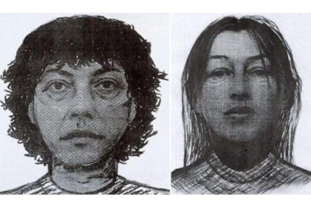 Portraits de Stéphane Moitoiret et Noëlla Hego.