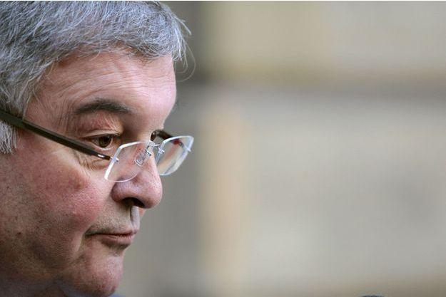 Michel Mercier en mars 2012.