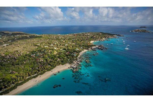Contrairement aux apparences, à Tortola, la principale île de l'archipel, la plage n'est pas l'activité principale.