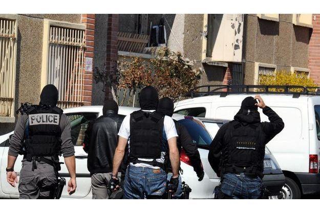 Le 21 mars dernier, le RAID avait mené le siège de l'appartement de Mohamed Merah.