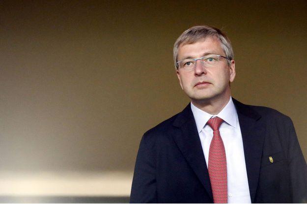 Le milliardaire russe et président du club de foot de l'AS Monaco Dmitry Rybolovlev, en avril 2017.