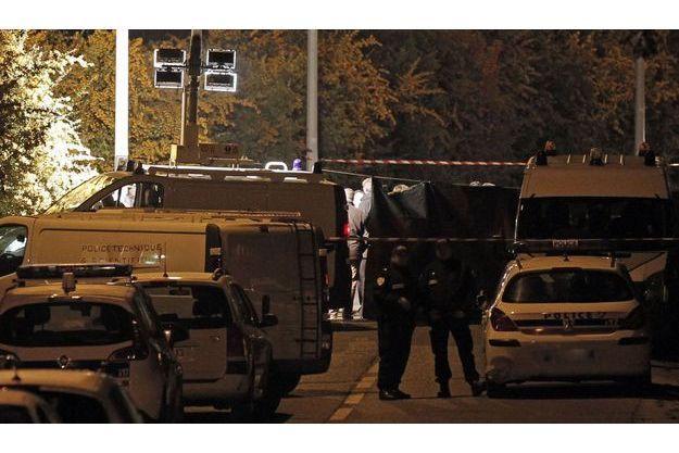 La fusillade a éclaté jeudi en fin de journée à Marseille.