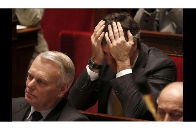 Jérôme Cahuzac à l'Assemblée nationale, en décembre dernier.
