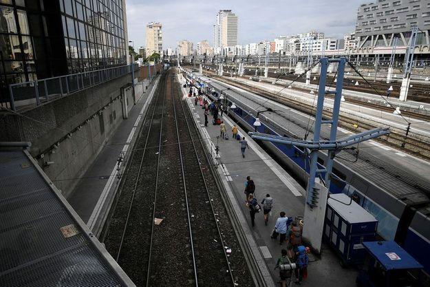 La gare de Montparnasse (photo d'illustration)