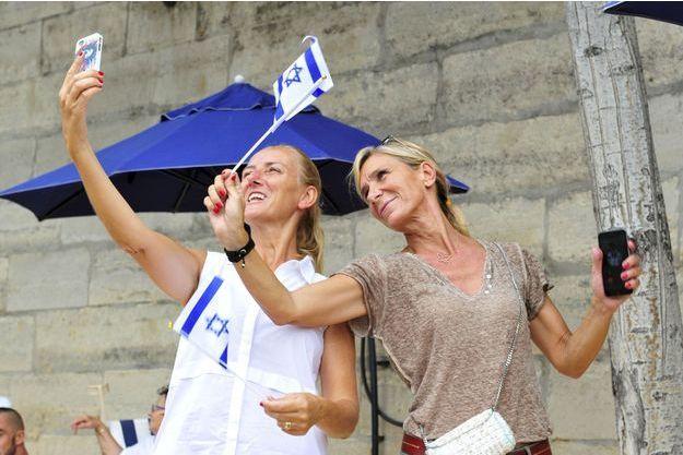 """A Paris Plages, l'événement """"Tel Aviv sur Seine"""" a eu lieu ce jeudi."""