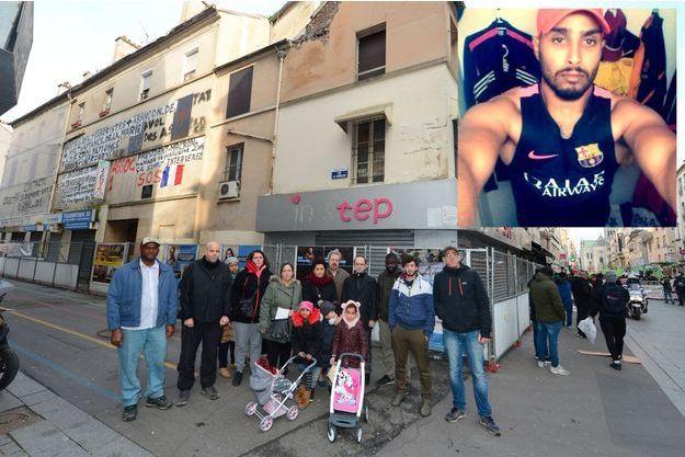 Tous vivaient ou travaillaient dans cet immeuble du 48 rue de la République, à Saint-Denis, voué aujourd'hui à la destruction. Il y a deux ans, le 18 novembre 2015, ils n'ont eu que dix minutes pour rassembler leurs a aires. Le même jour, alors que le Raid mène l'assaut, le « logeur » se présente à BFM TV : « On m'a demandé de rendre service, j'ai rendu service. » Il est interpellé en direct.