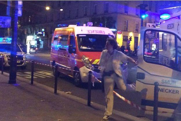 Les fusillades ont provoqué des mouvements de panique.