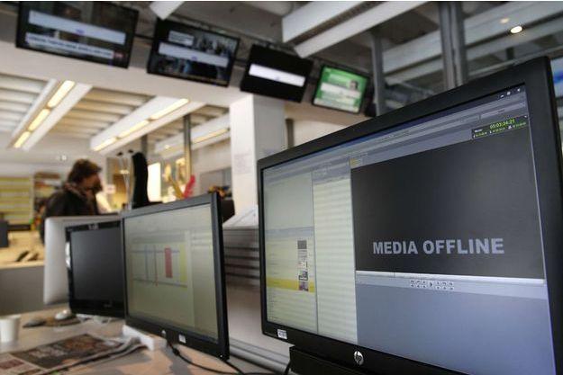 Le 8 avril, TV5 Monde ne fonctionne plus.