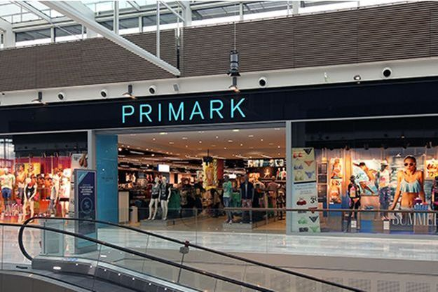 Le magasin Primark du centre commercial Qwartz.