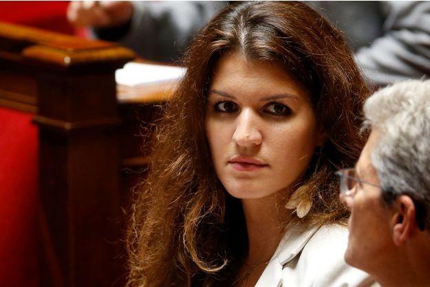 Marlène Schiappa à l'Assemblée nationale, en juillet dernier.