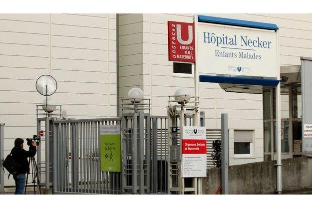 Les médecins de l'hôpital Necker ont donné l'alerte après avoir décelé des traces de drogues chez les deux enfants.