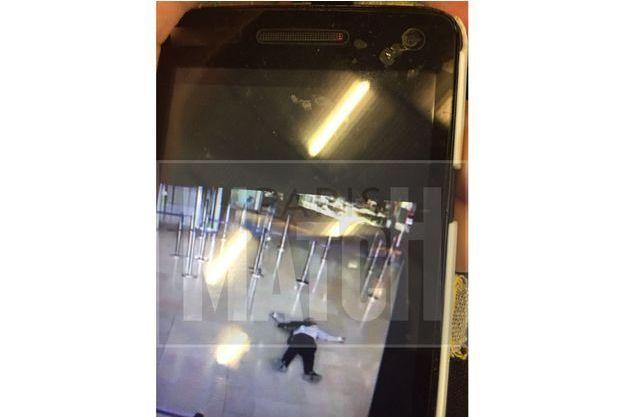 L'homme abattu ce samedi matin à Orly.
